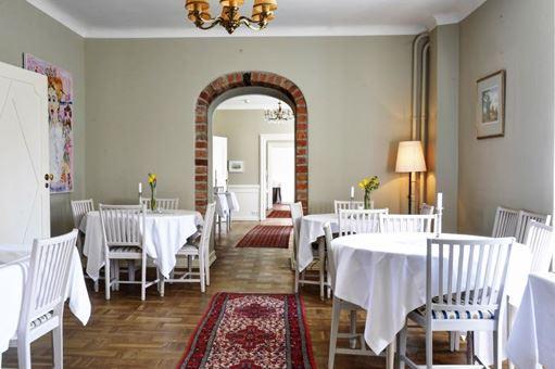 Bäckaskog Castle – restaurant