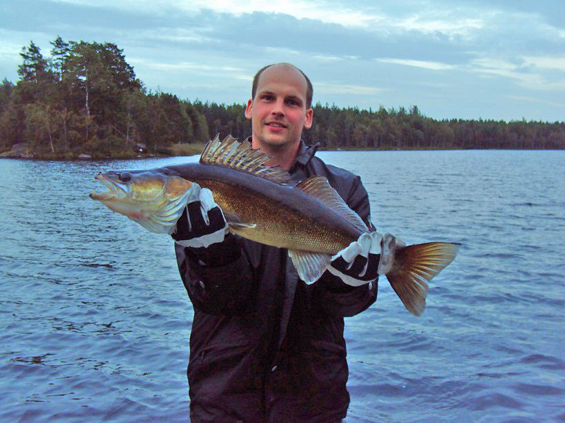 Guided Fishingtours with Småland Sportfiske