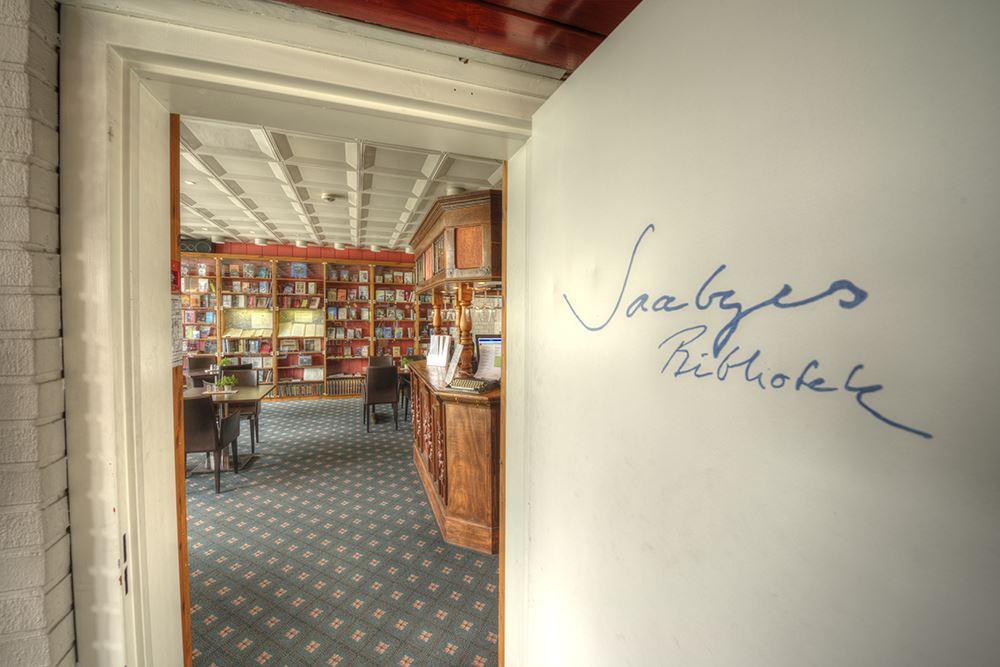 © Sortland Hotell, Saabyes Bibliotek