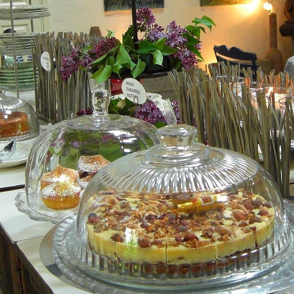 Ängshyddan organic arts cafe