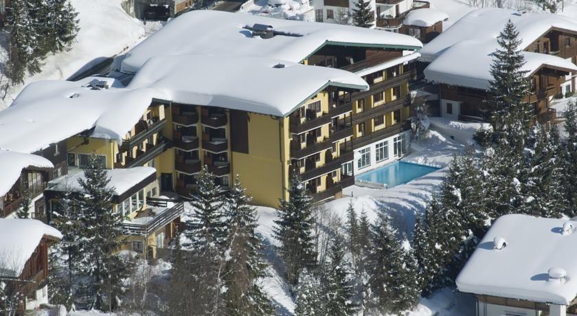 Hotel Sonnleiten Saalbach