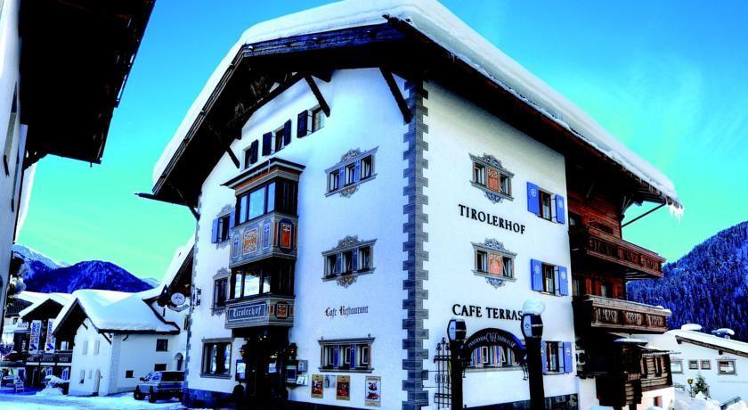 Hotel Tirolerhof - Serfaus