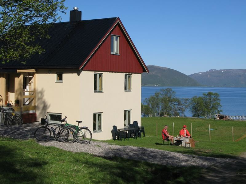 Nordigården Holiday Home