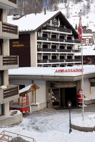 Hotel Ambassador - Zermatt