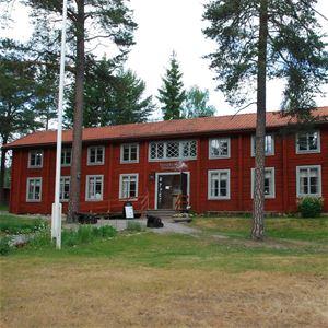 Björn Lundgren Norge , Handelsgård Vinfabriken - Norra gaveln