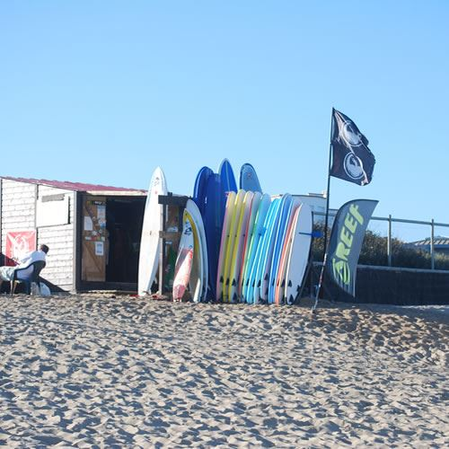 Anglet Surf Spirit : de l'initiation au stage de surf