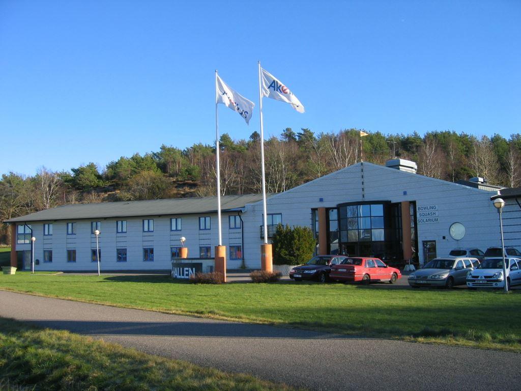 Herberge Nattmössan in Kungsbacka, SVIF