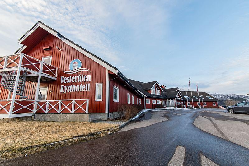 © Vesterålen Kysthotell, Hotell 'Vesterålen Kysthotell'