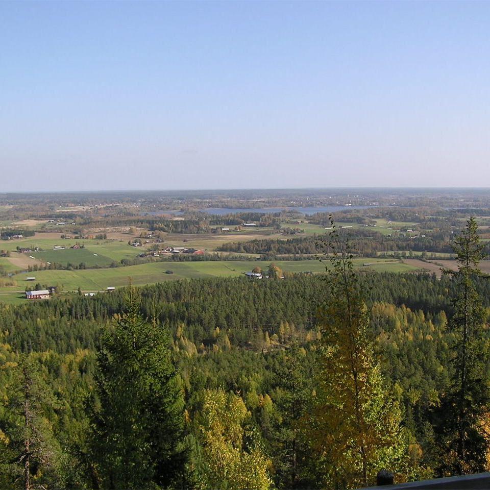 Utsikt från Rönnåsstugan