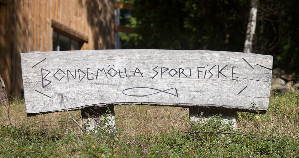 Bondemölla Sportfiske, Ludvigsborg