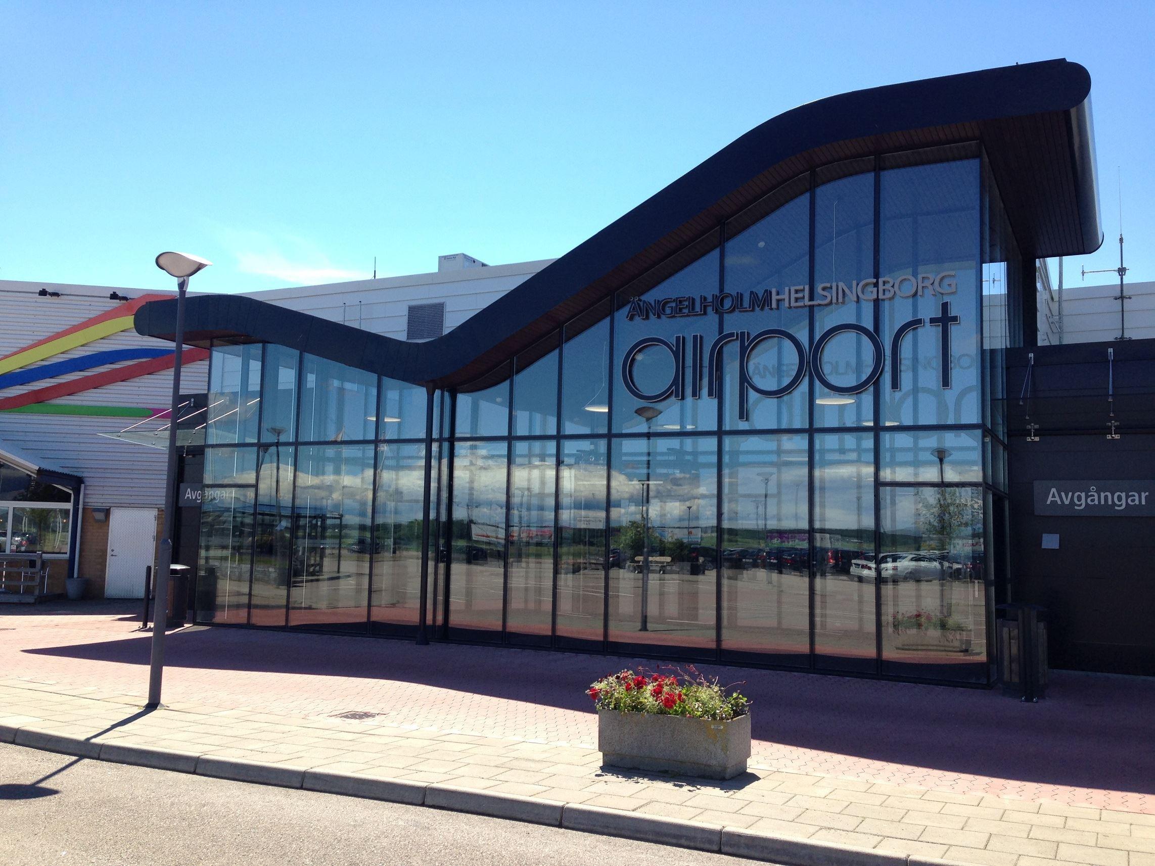 Ängelholm Helsingborg Airport