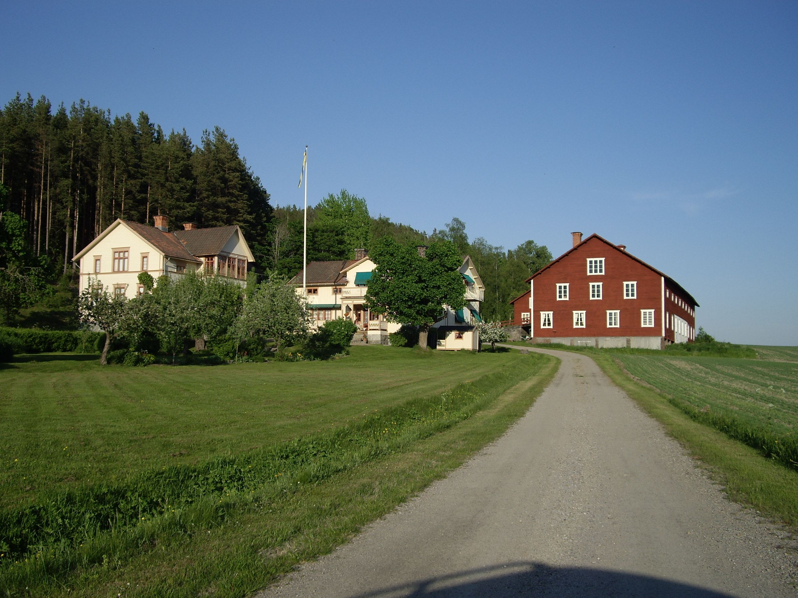 Kyrkvärdensgård i Rengsjö