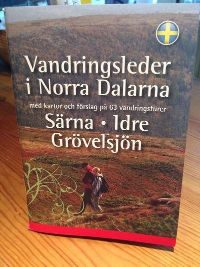 Vandringsleder i Norra Dalarna
