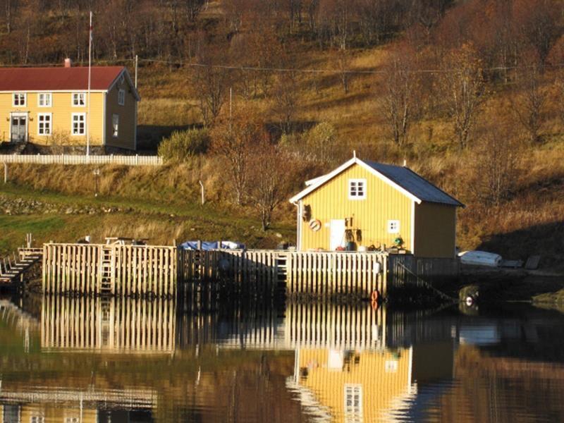 © finvåg, Finvåg Sjøhus