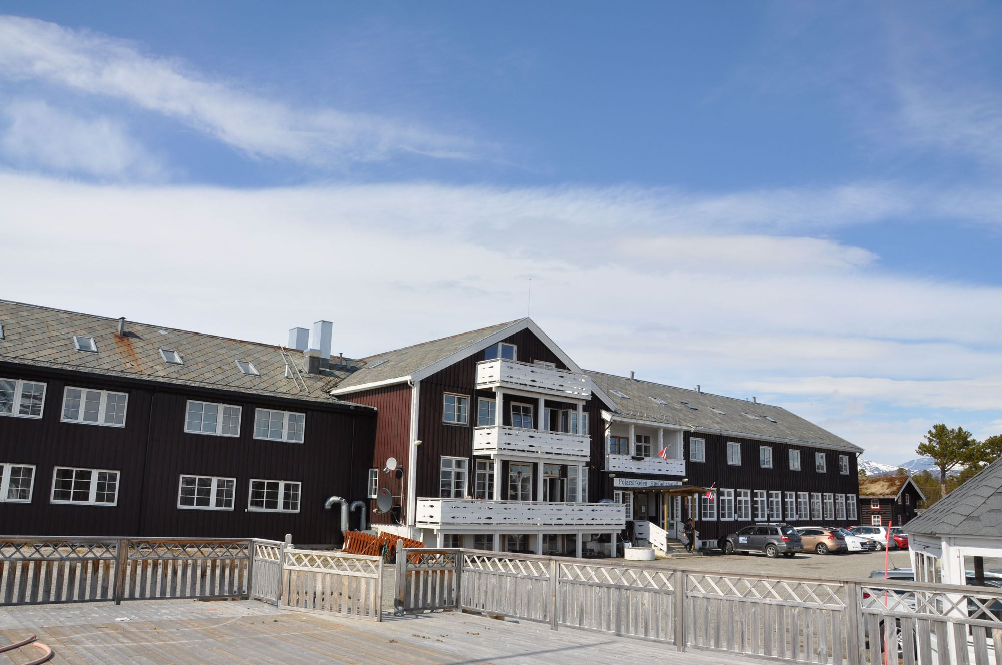 Saltfjellet Hotel Arctic circle