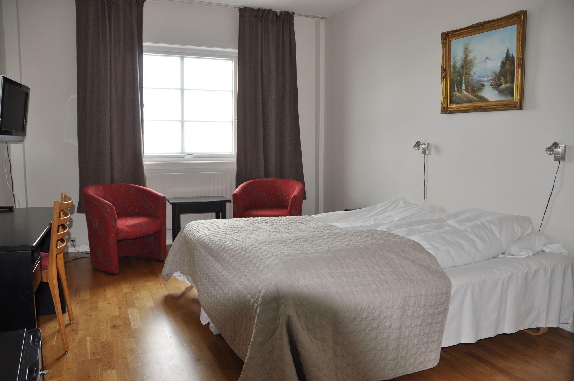 Rom på Saltfjellet Hotell Polarsirkelen