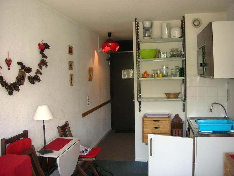 Vanoise 461 / studio 2 people
