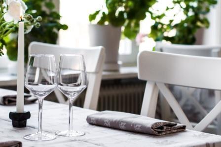 Restaurang - Wij Trädgårdar