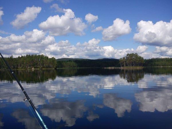 Fiskepaket med guide för 2 personer - guidade turer