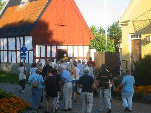Guidade turer i gamla Åhus