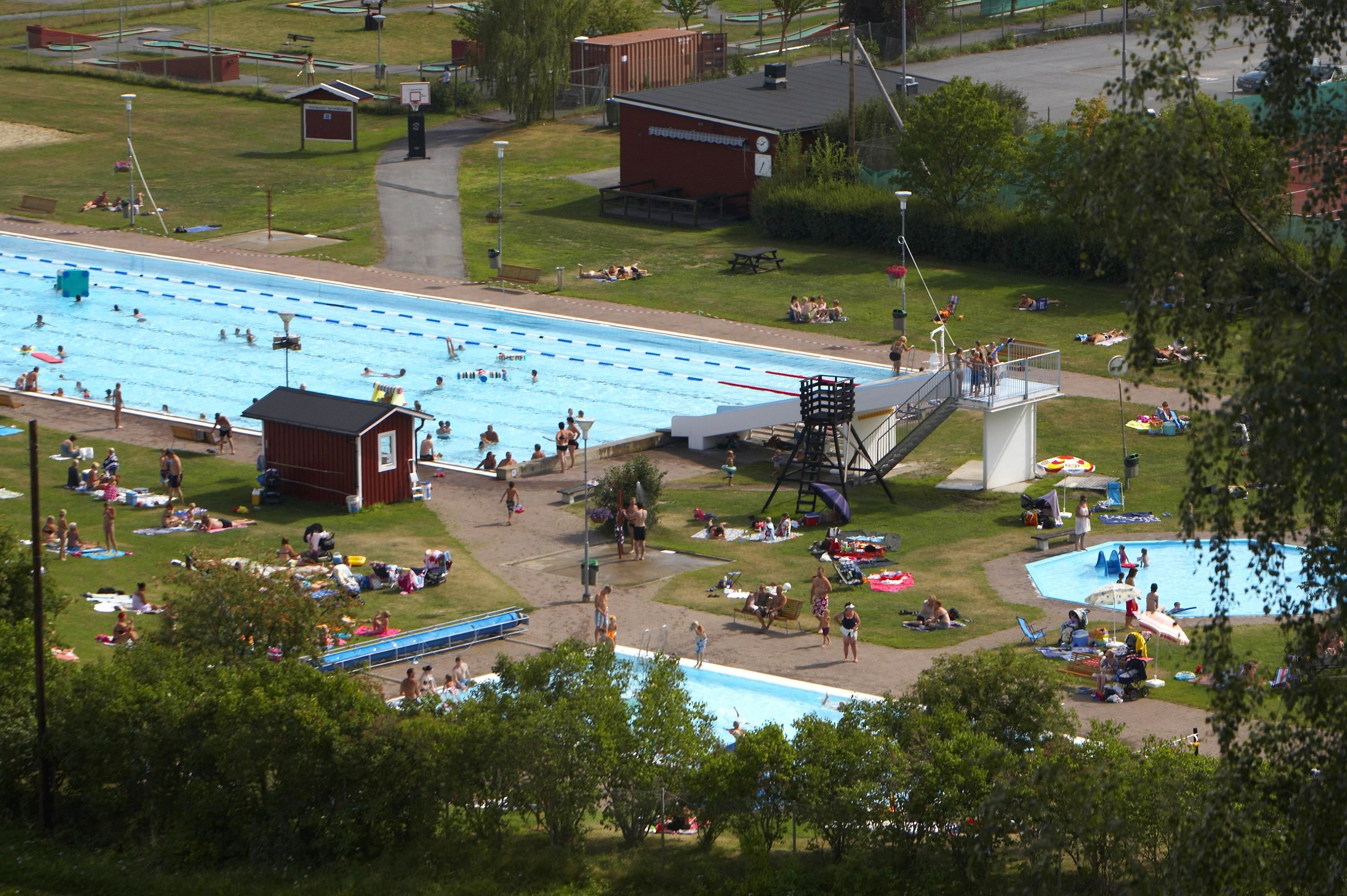 Foto: Peder Eriksson, Risön tempererat bad i Sollefteå
