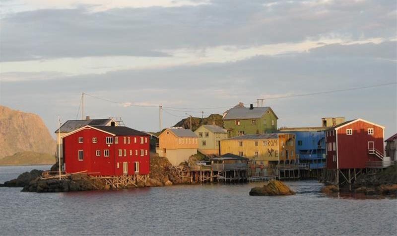© Holmvik Brygge, Holmvik Stua