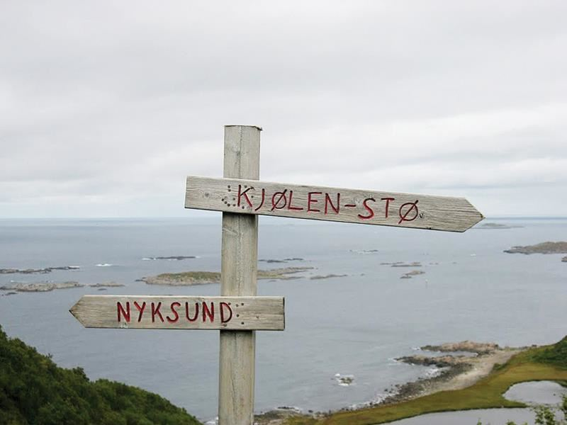 © Stø Safari, Dronningruta Båt-transport - Stø Safari