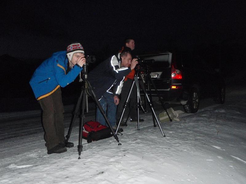 Arktisk lys og villmarks fotografering - Huset på Yttersiden