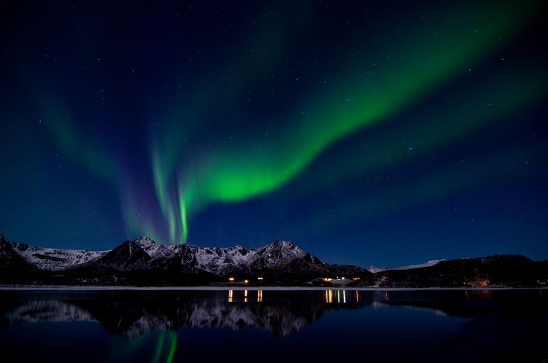 © Huset på Ytterisden, Arktisches Licht und Wildnis Fotografieren - Huset på Yttersiden