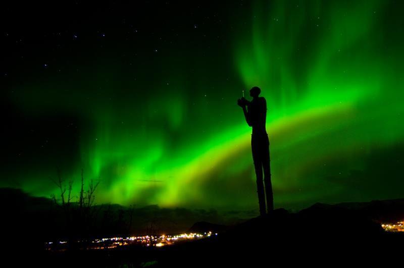 © Huset på Yttersiden, Arktisches Licht und Wildnis Fotografieren - Huset på Yttersiden