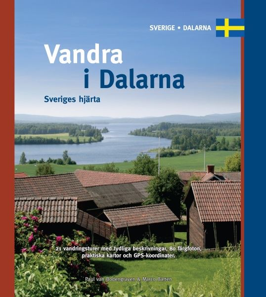 Wandelen in Dalarna - One Day Walk, holländska