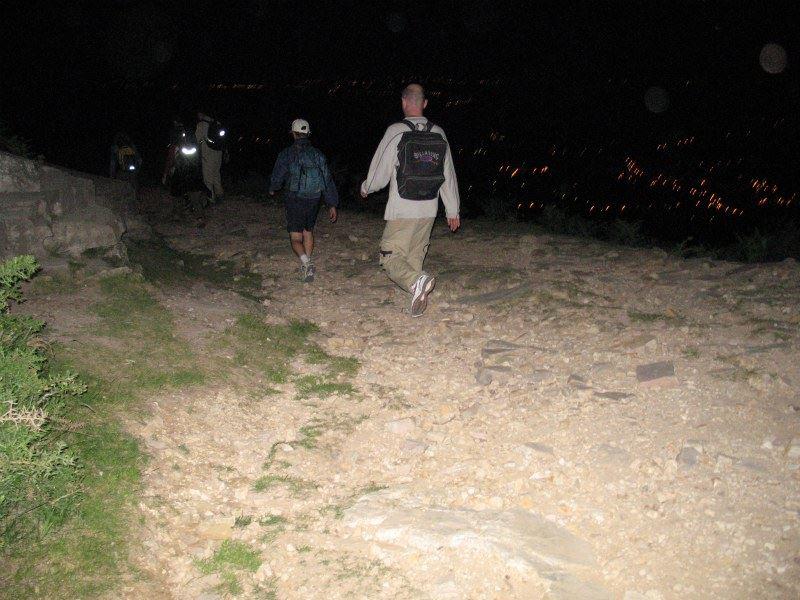 Randonnée nocturne sur la Rhune : LES SOIRÉES DU BERGERS