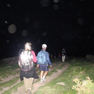 Randonnée nocturne inédite à la Rhune au départ d'Ascain