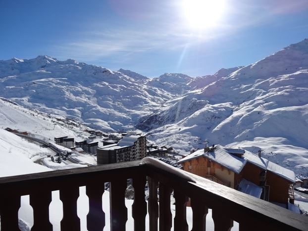 2 Pièces 5 Pers skis aux pieds / NECOU 310