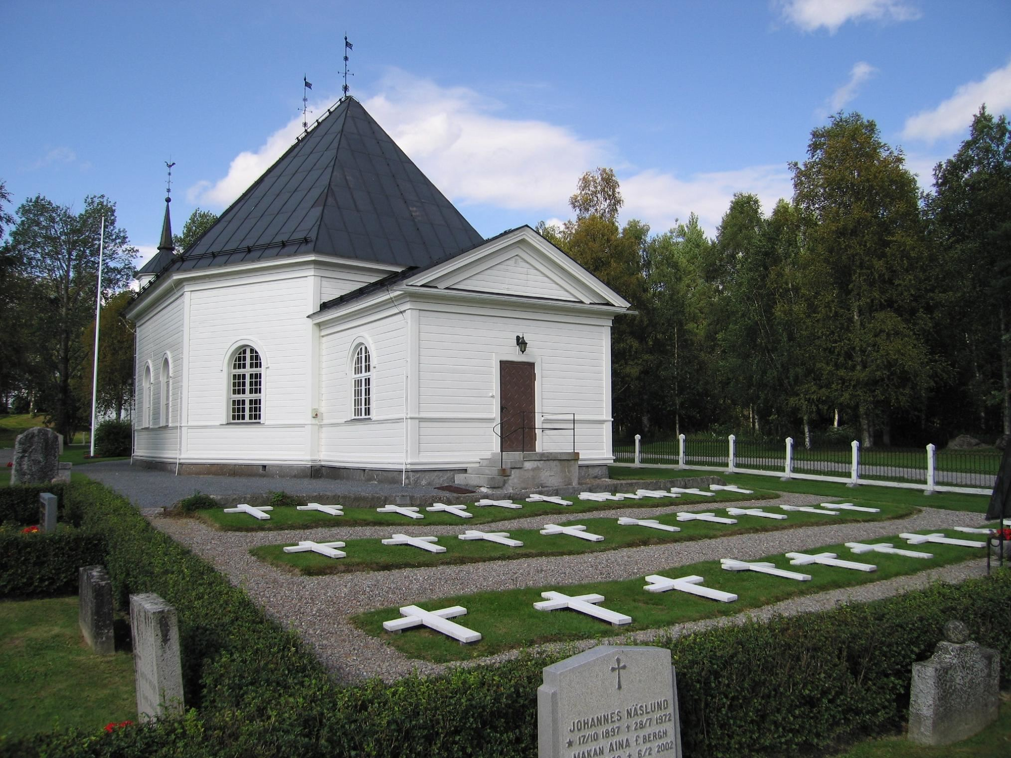 Graninge kyrka