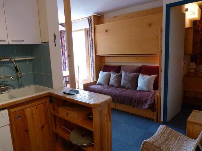 3 Rooms 4 Pers ski-in ski-out / BELLEVUE 18