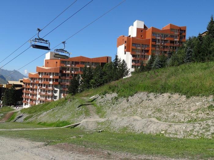 Studio cabine 4 Pers skis aux pieds / BOEDETTE D 814