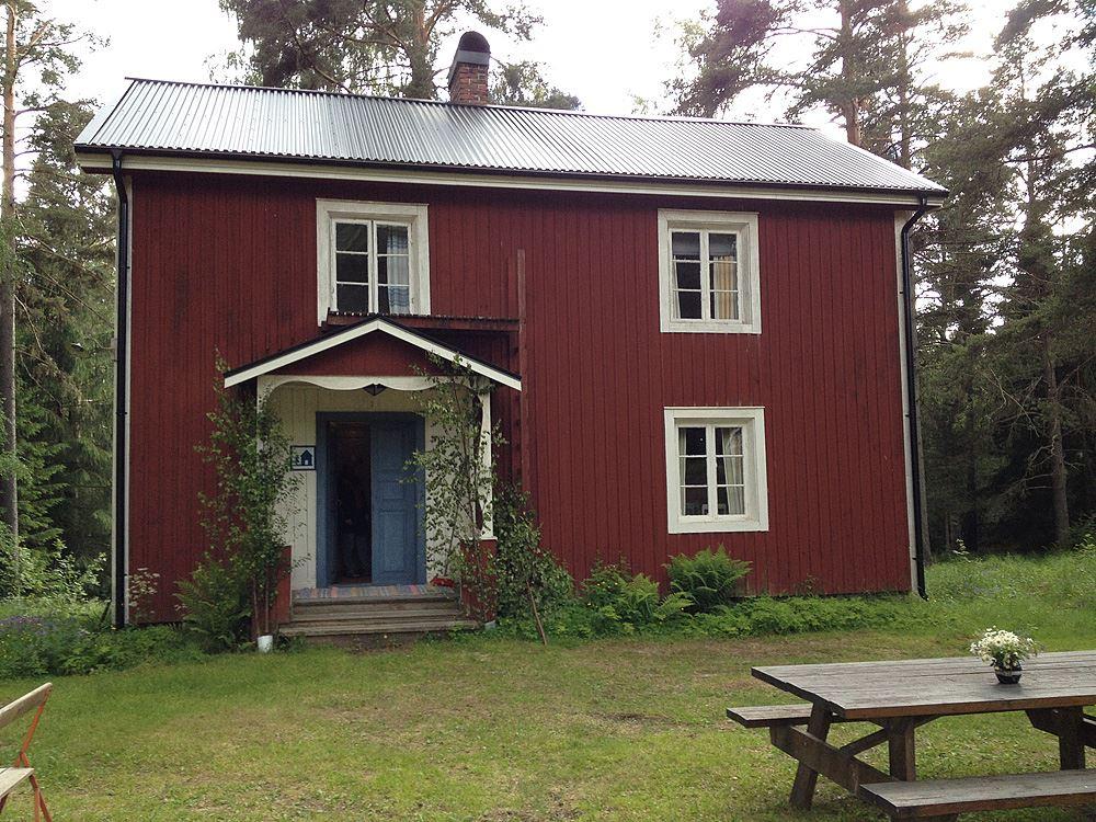 STF vandrarhem på Hembygdsgården i Borgsjö