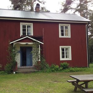 Hembygdsgården i Borgsjö