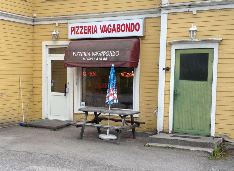 Pizzeria Vagabondo