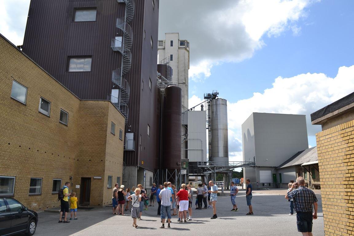 Rundvisning på Fuglsang Bryggeri