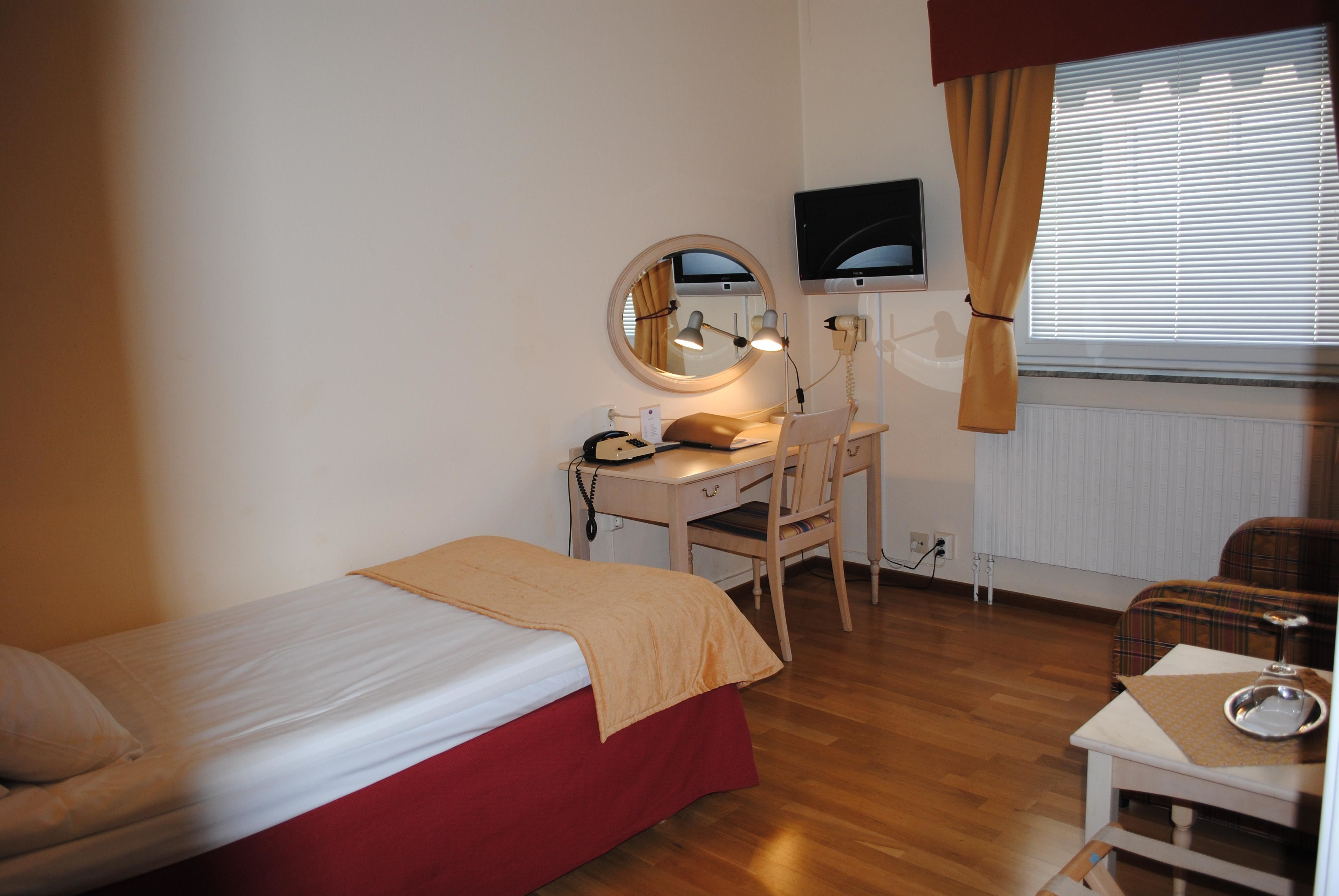 Hotel Plaza i Malmö