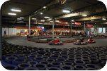 Race House, Race House - Indoor racing