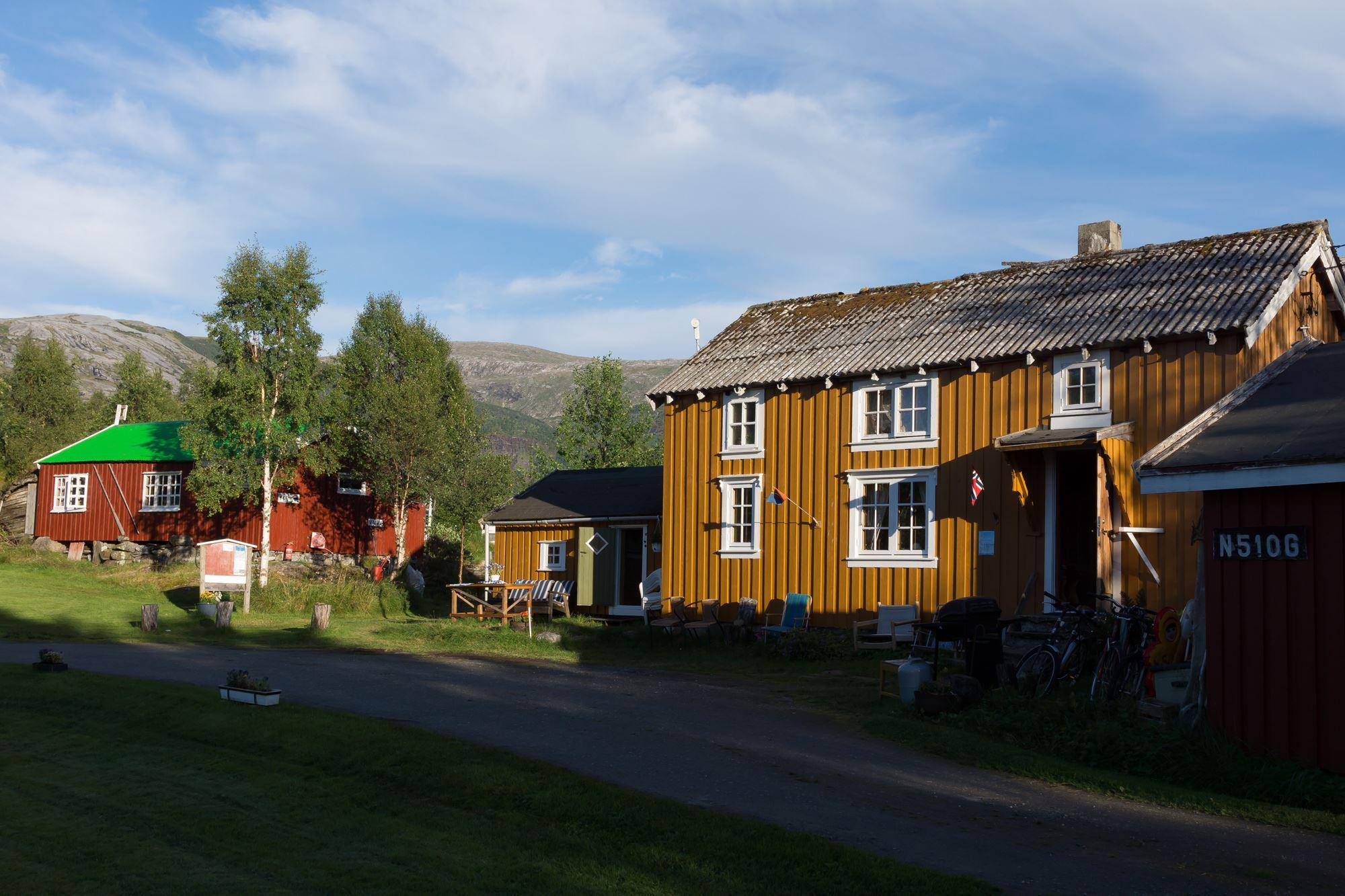 Kjellingstraumen Fjordcamp