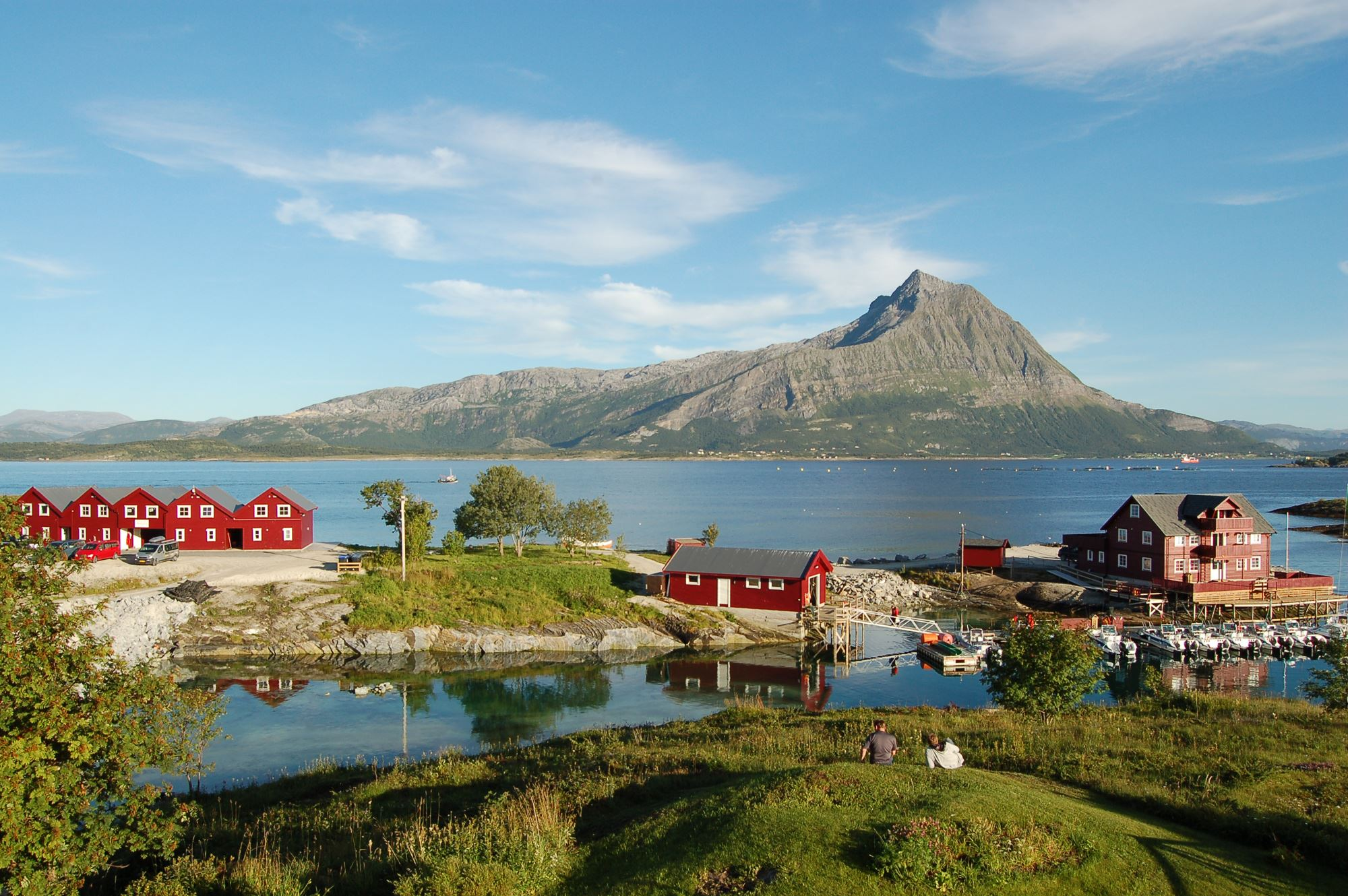 Arnøy Brygge