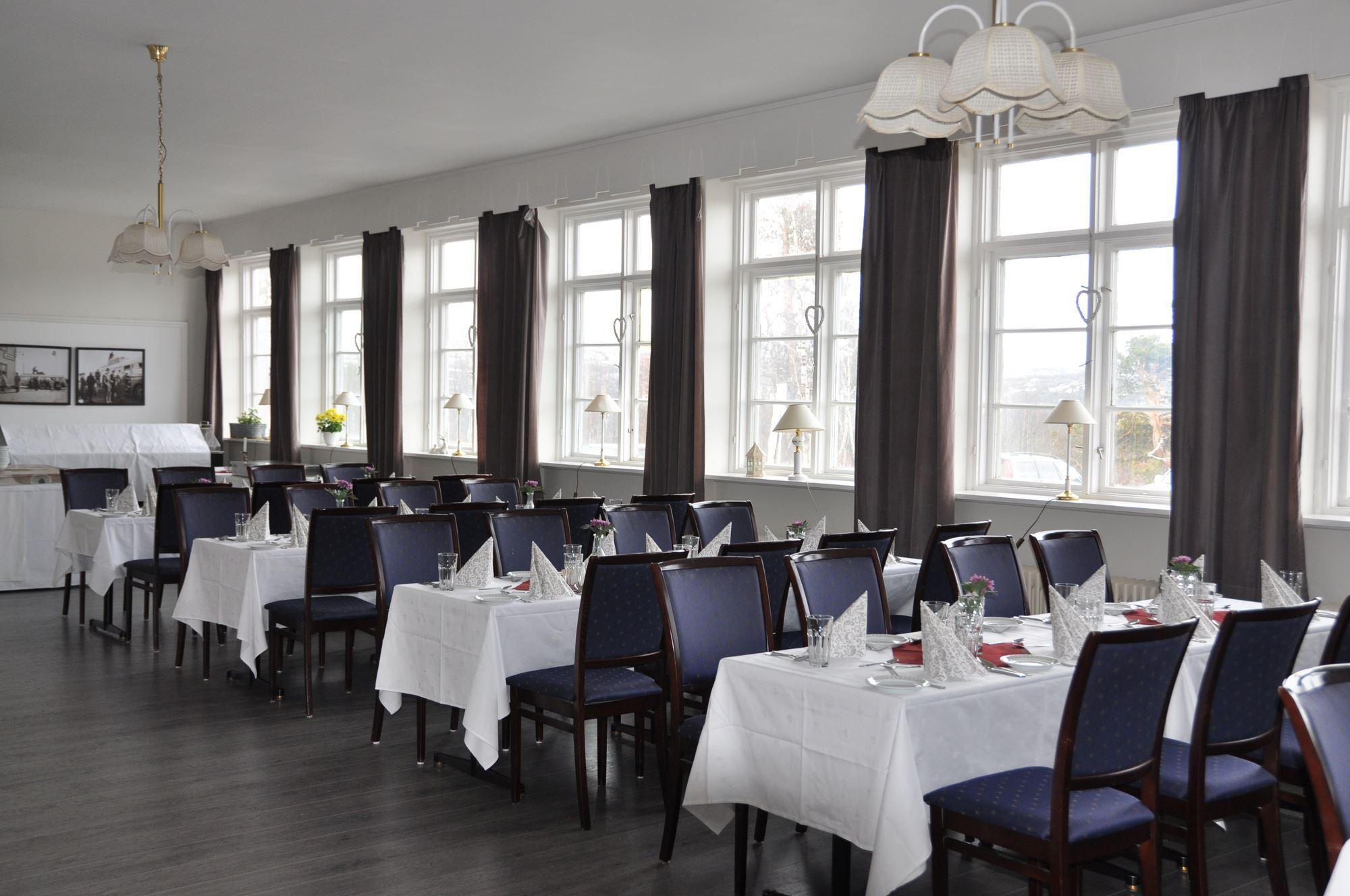 Restaurant på Saltfjellet Hotell Polarsirkelen