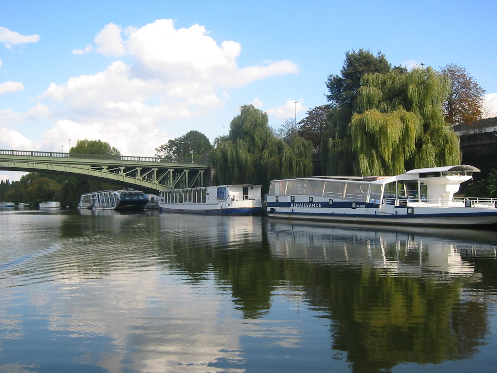 Erdre River Cruise
