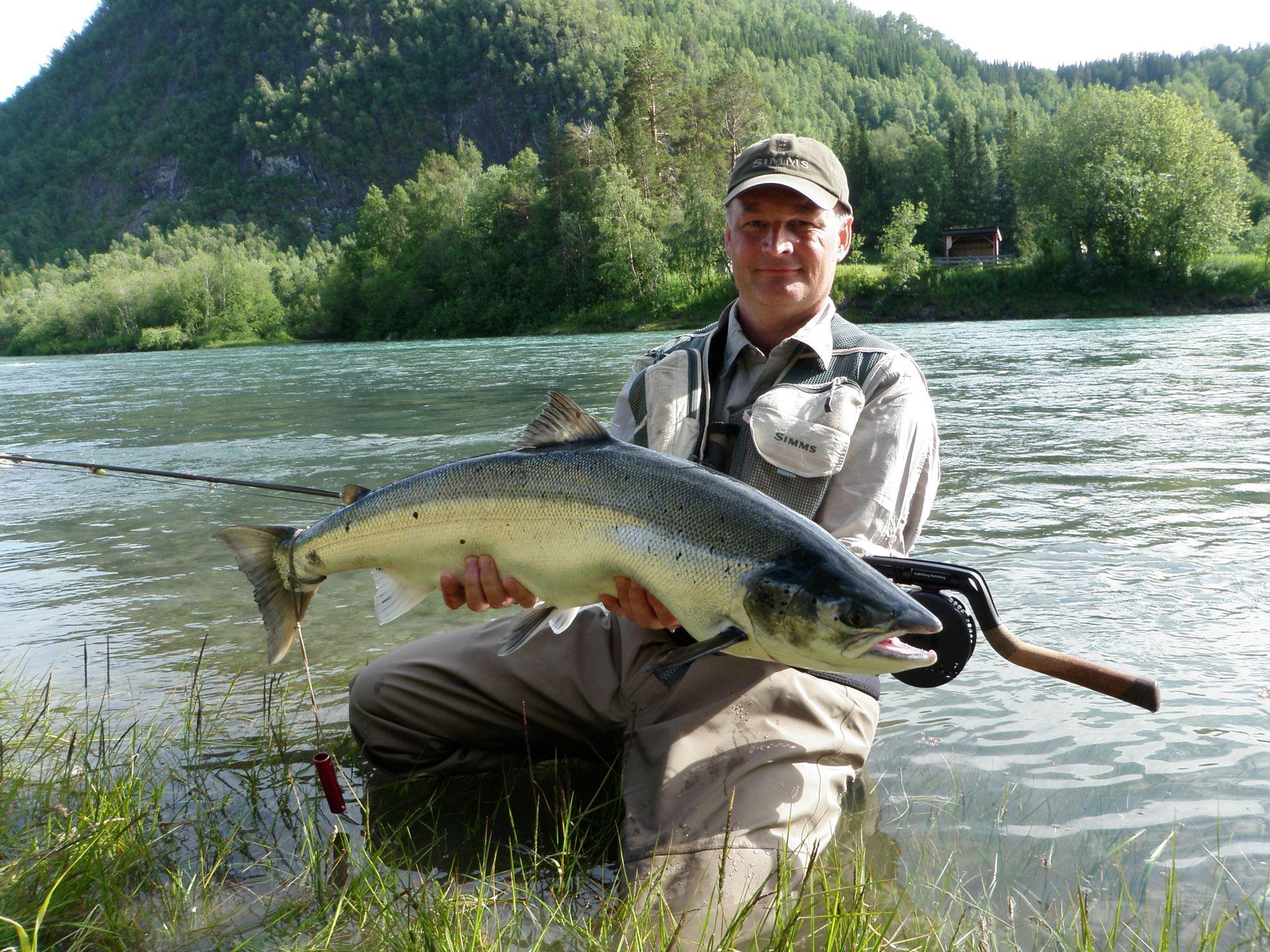 Fiske i Beiarelva