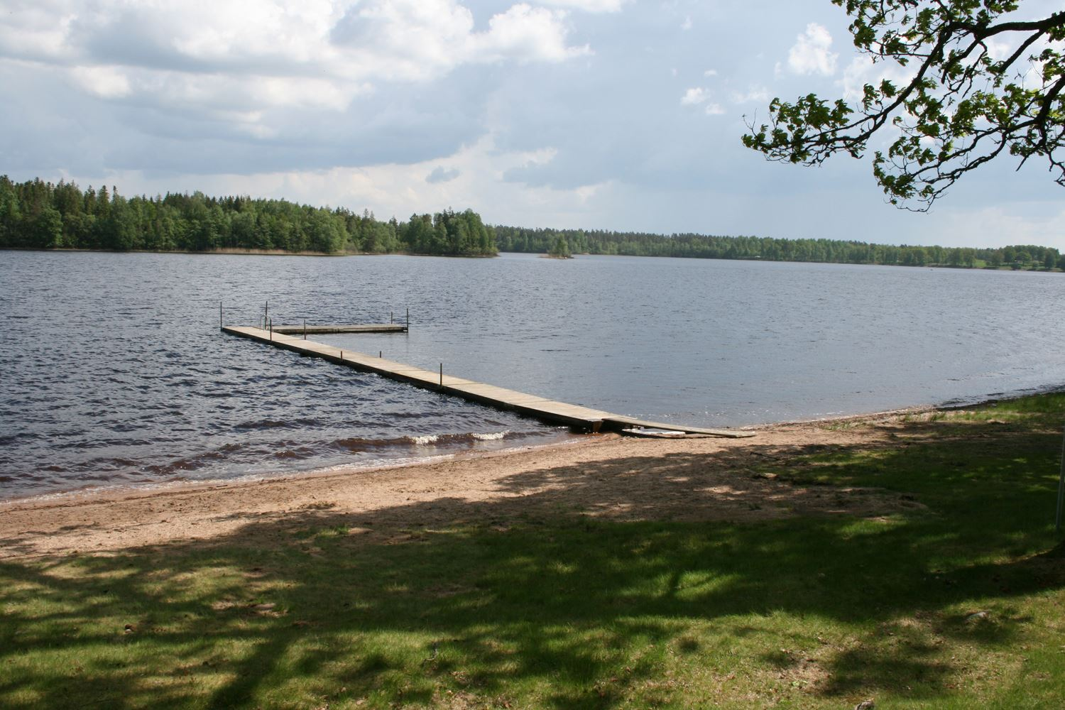 Odensjö Bathing place