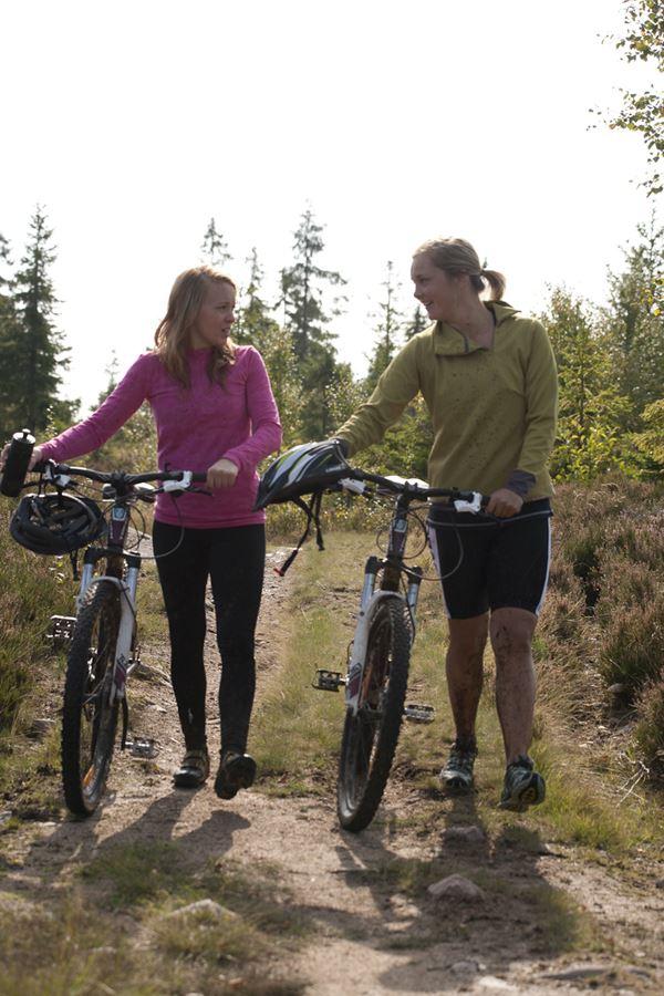 Mountainbikeleder - Säfsen
